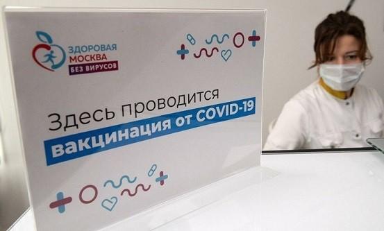 вакцинация от коронавируса в России