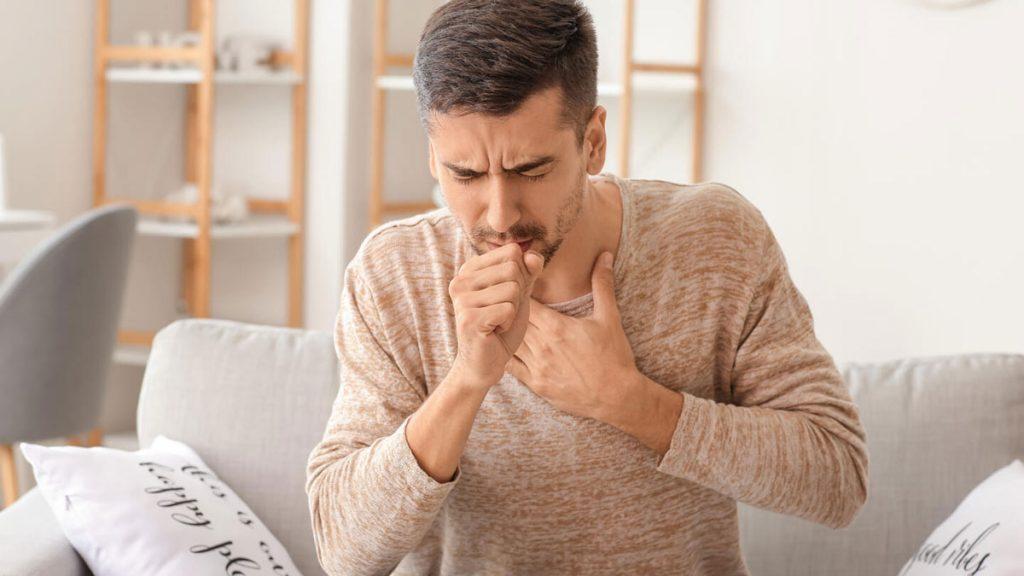 кашель при коронавирусе