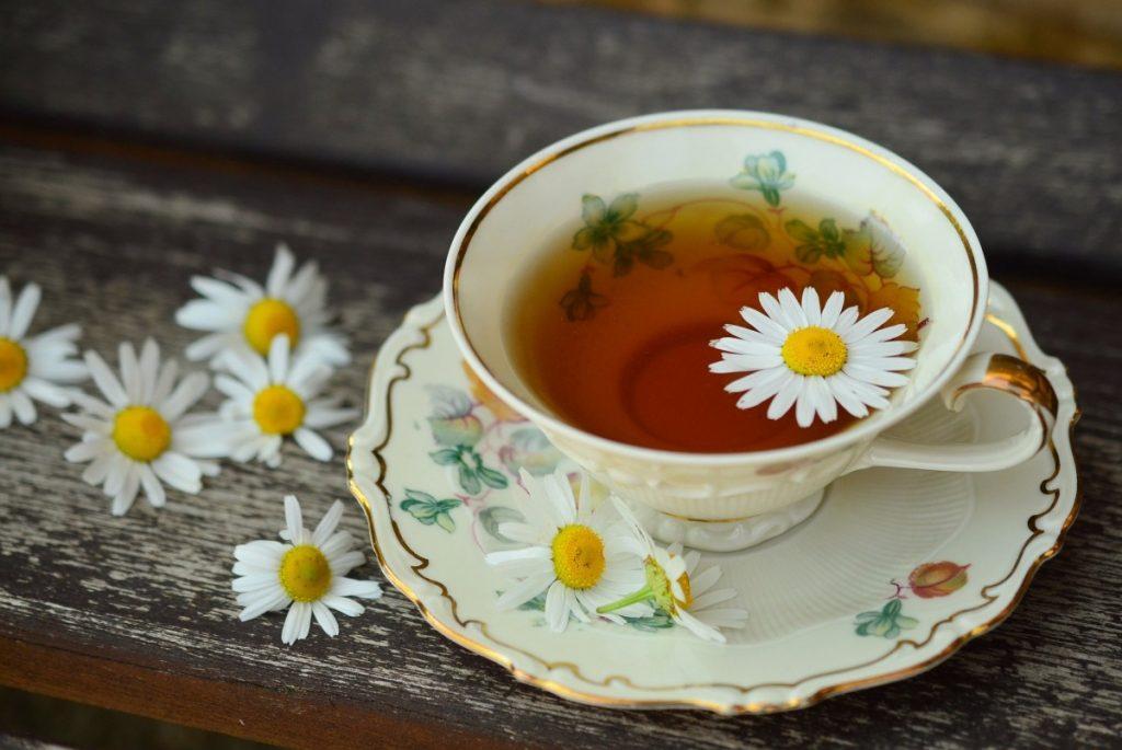 чай с ромашкой при коронавирусе