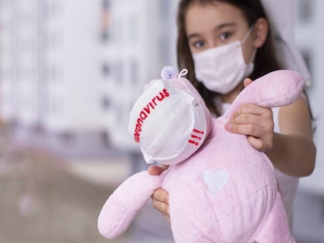 течение коронавируса у детей