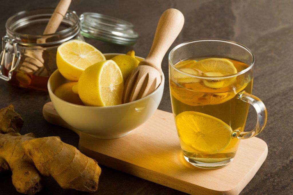 имбирный чай при коронавирусе