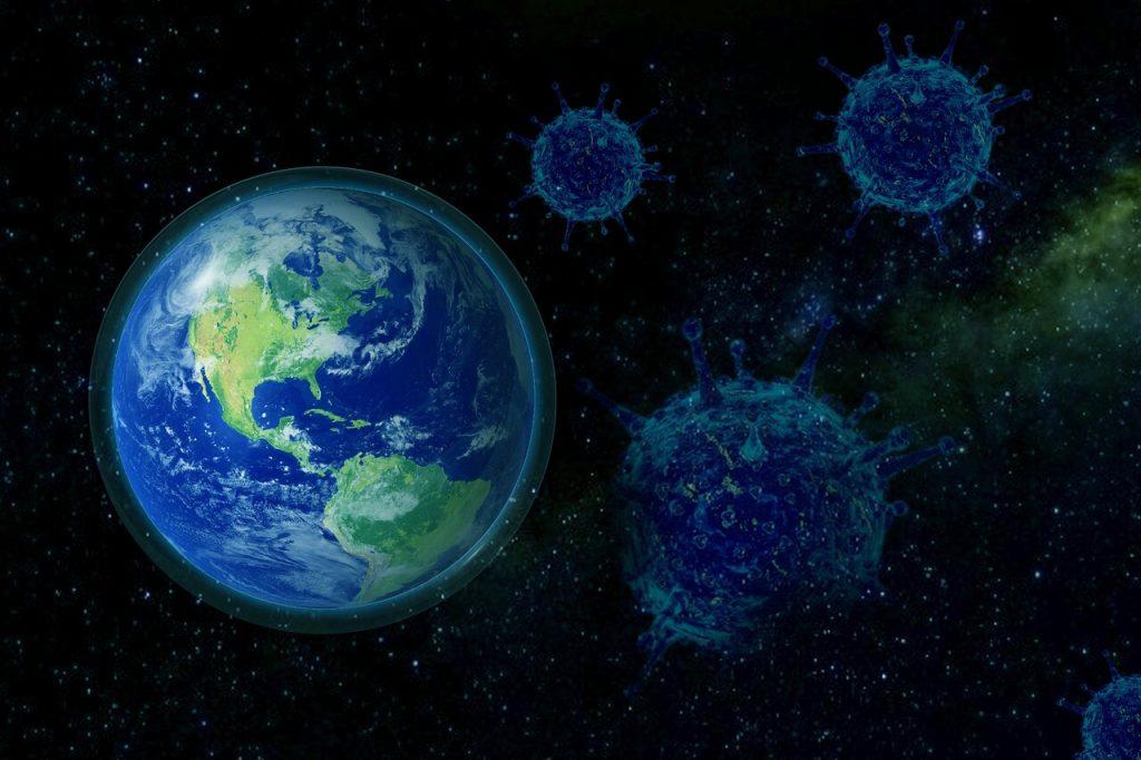 коронавирус в мире третья волна