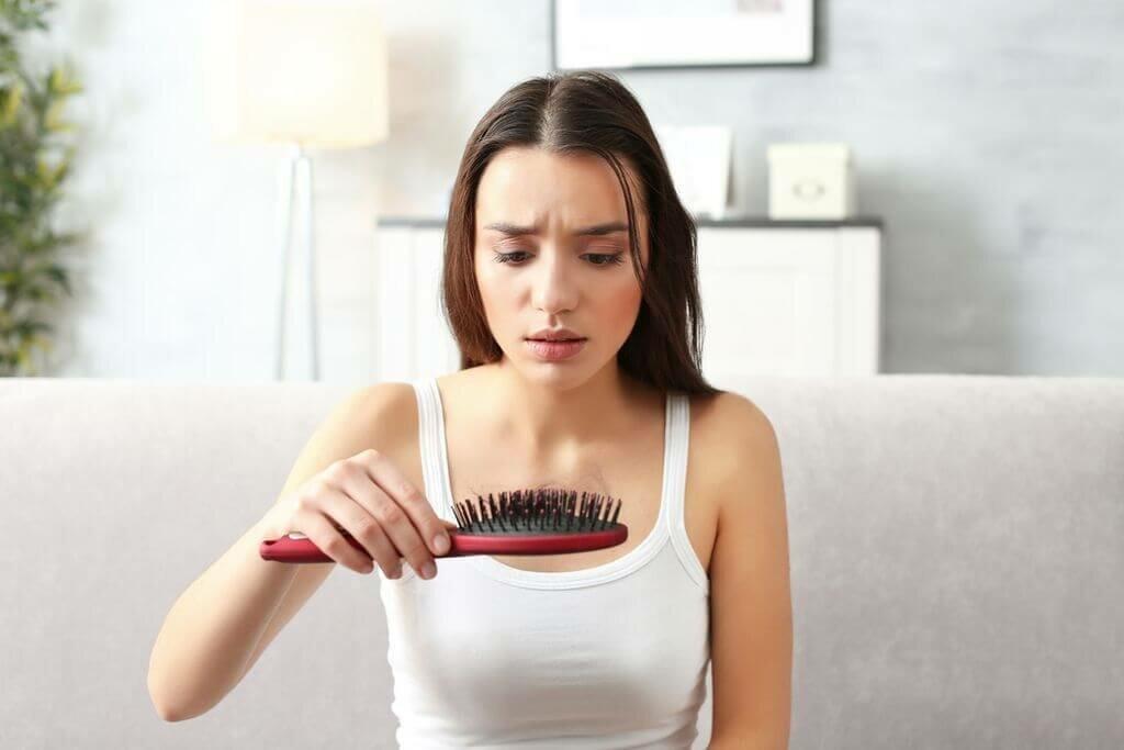 что делать с выпадением волос после коронавируса