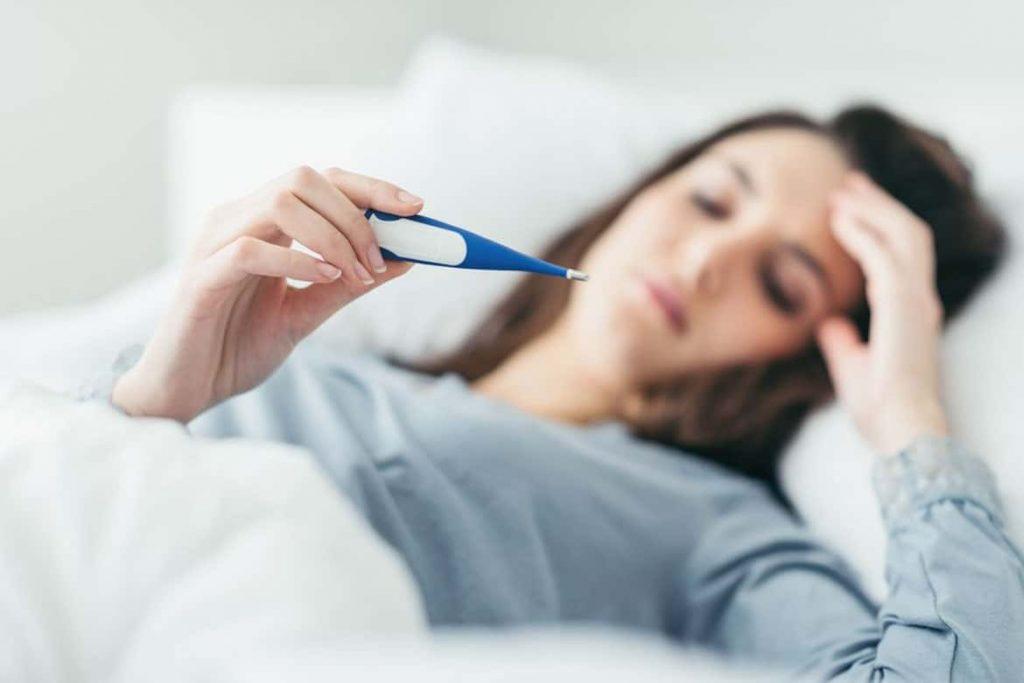 Причины пониженной температуры при коронавирусе