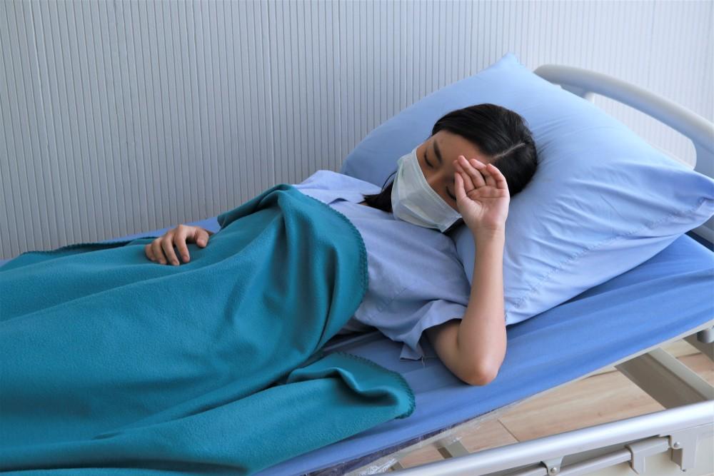 Осложнения после коронавируса у женщин
