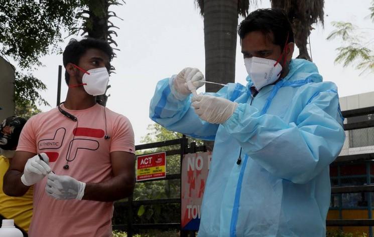 Чем опасен индийский штамм коронавируса