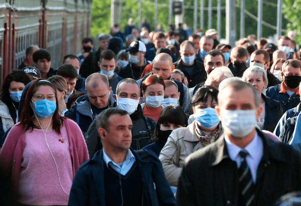 Четвертая волна коронавируса в России
